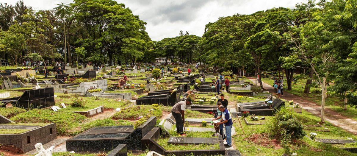 Quais são e onde estão os cemitérios públicos em SP?