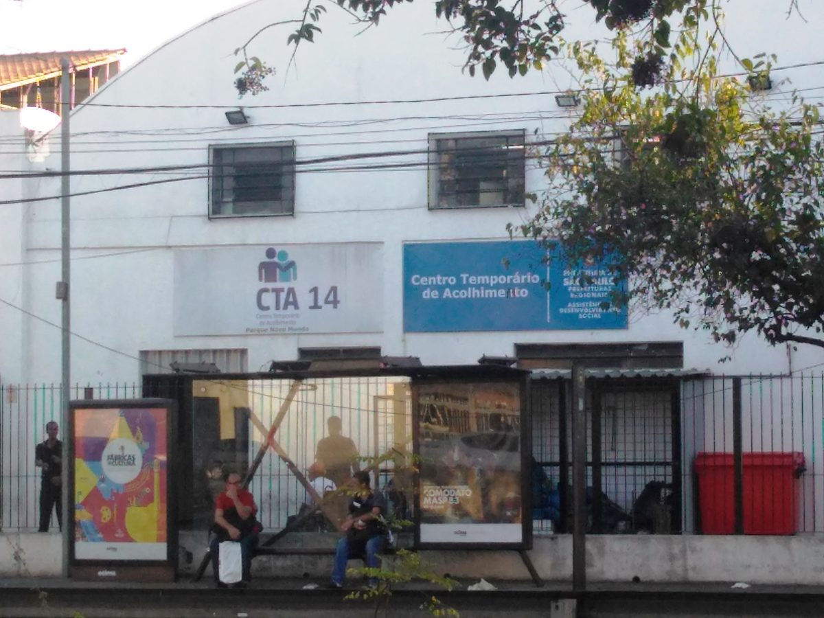 Moradores da zona norte desaprovam centros para pessoas em situação de rua