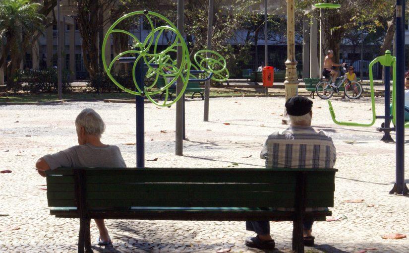 Os idosos precisam ter mais opções de lazer, cobram moradores de Itaquera