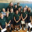 Roanoke Catholic School SGA candidates