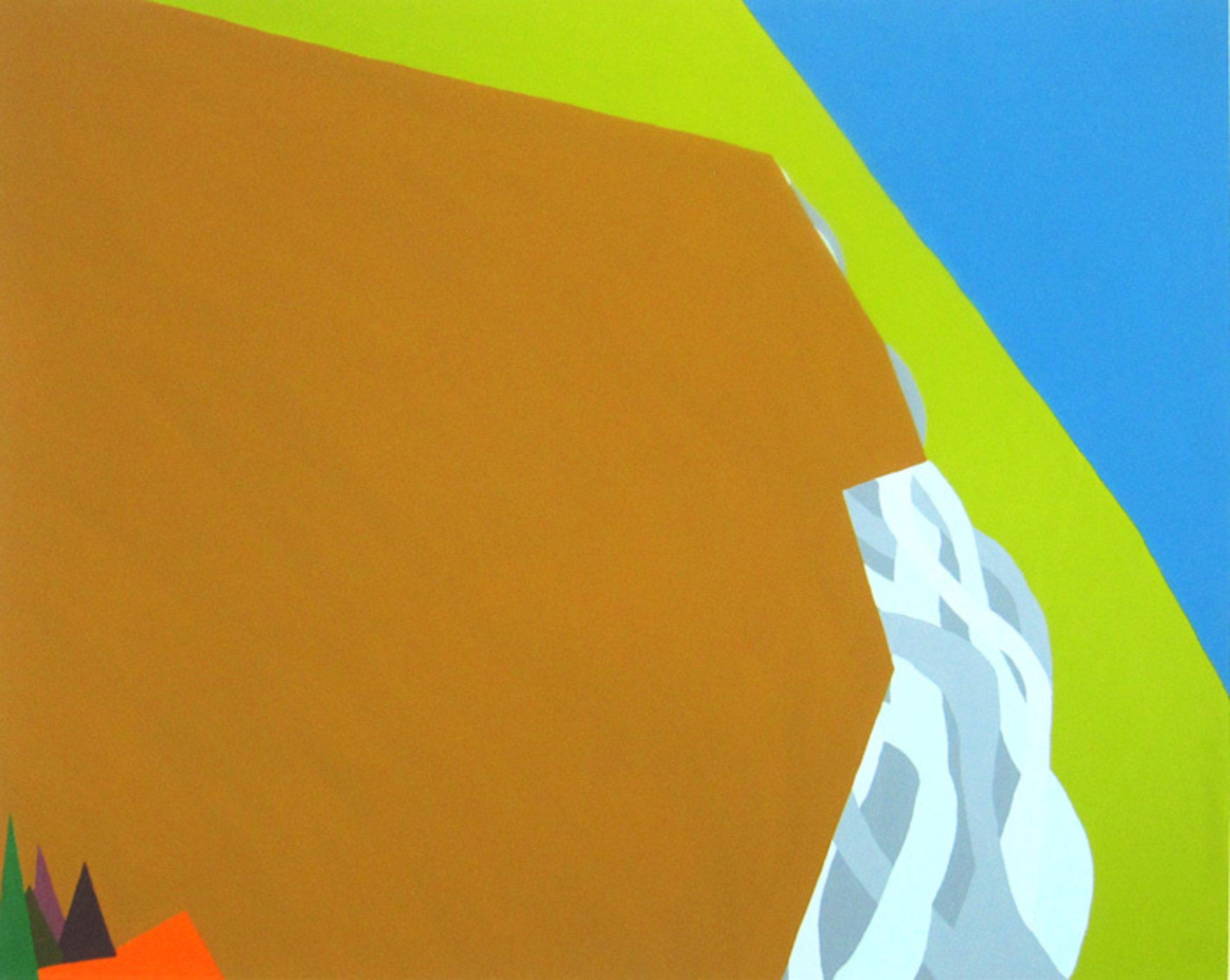 Patty Cateura, Canyon's Rush, 2014