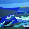 Patty Cateura, Windy Inlet, 2014