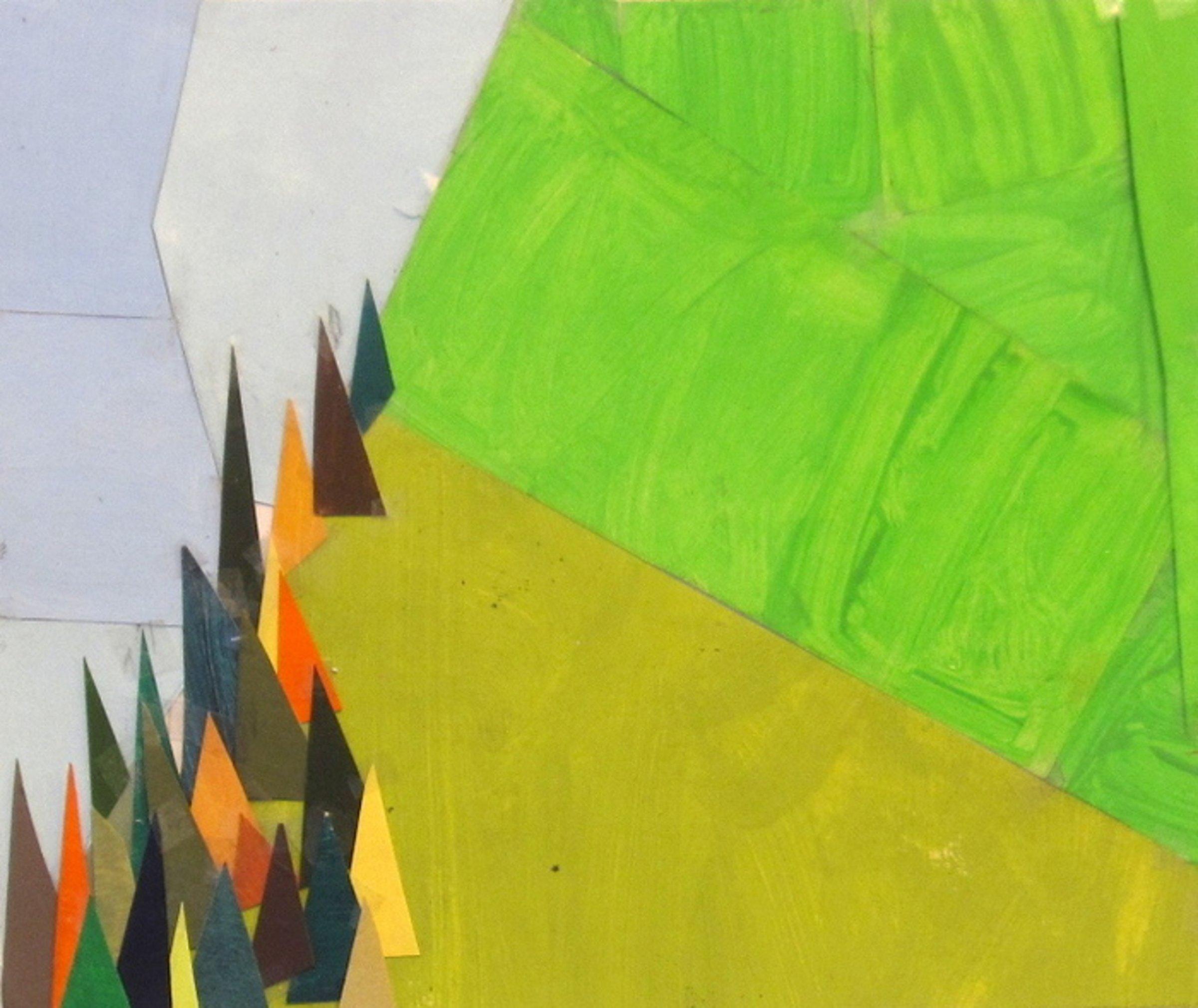 Patty Cateura, Steep Ascent, 2014