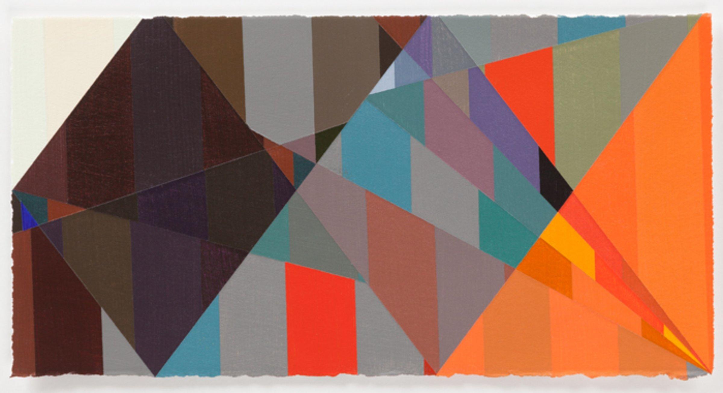 Jerry Walden, Hundred Thirty Eight (Moderna), 2014