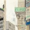 Elise Engler, Franklin St.-Leonard St./Leonard St.-Catherine La./Catherine La.-Worth Street (July), 2014-15