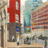 Elise Engler, W.9-8/8 to Astor Place (September), 2014-15