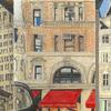Elise Engler,  W.22-21/21-20/20-19th Street (October), 2014-15