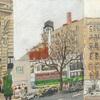 Elise Engler, W.86-85/85-84/84-83rd Street (March), 2014-15