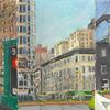 Elise Engler,  W.94-93/93-92/92-91st Street (April), 2014-15