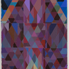 Jerry Walden, Hundred Sixty Three (Shard Study from '71 Color Study), 2015