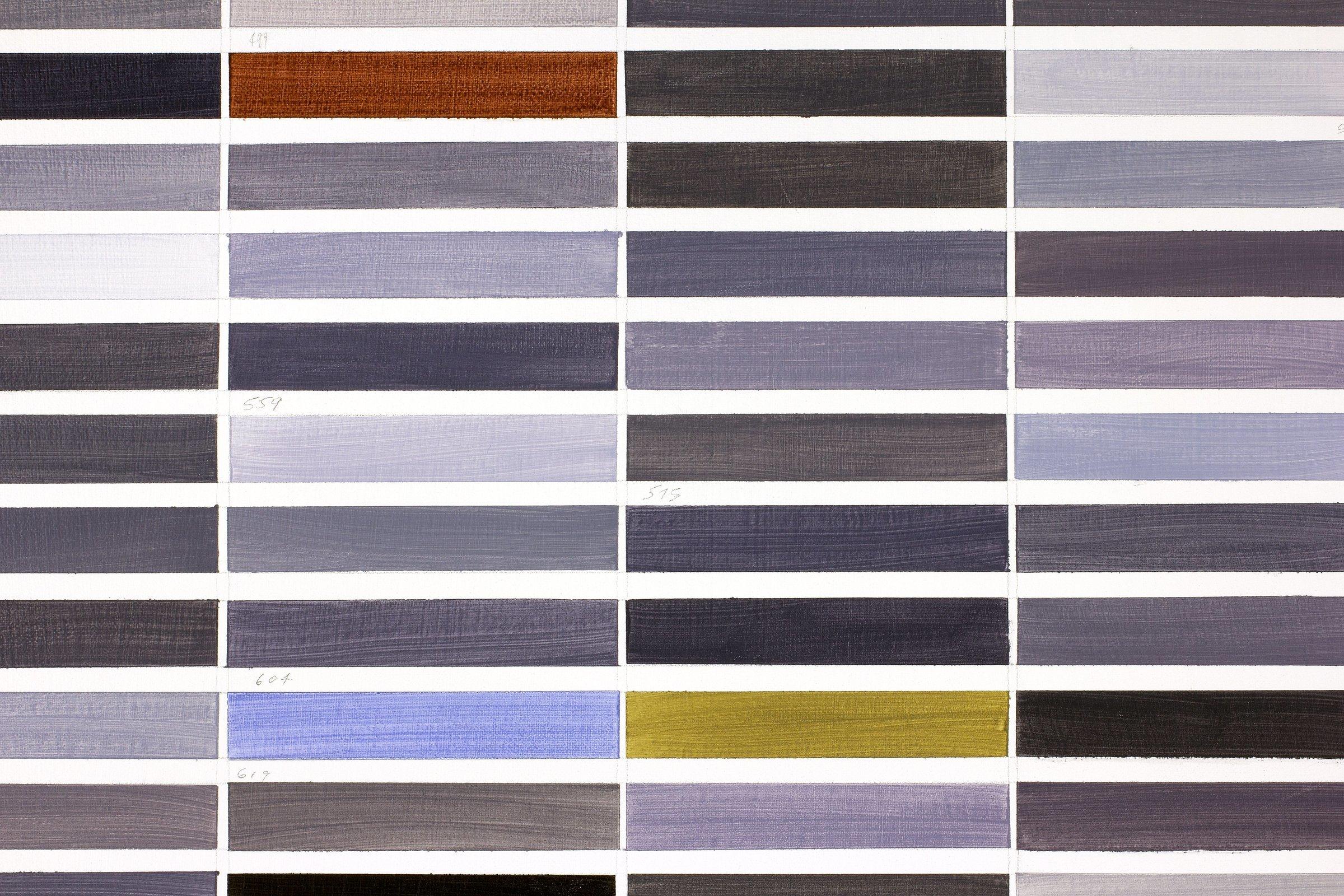 Richard Garrison, Parking Space Color Scheme (January 2014 - May 2015), 2016-17