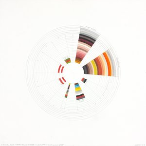"Richard Garrison, Circular Color Scheme: Target, November 1-7, 2015, Page 1. ""Give Joy Give Apple"", 2017"
