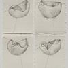 Liz Jaff, Diagramming a Fold x 4, 2009
