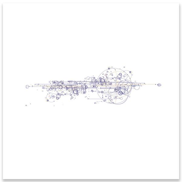 Robert Strati, Composition of Circular Resonance, 2012