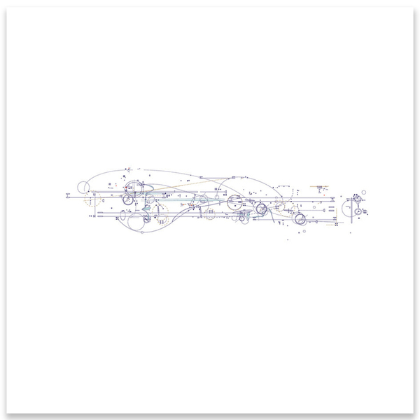 Robert Strati, Composition of Linear Harmonics, 2012