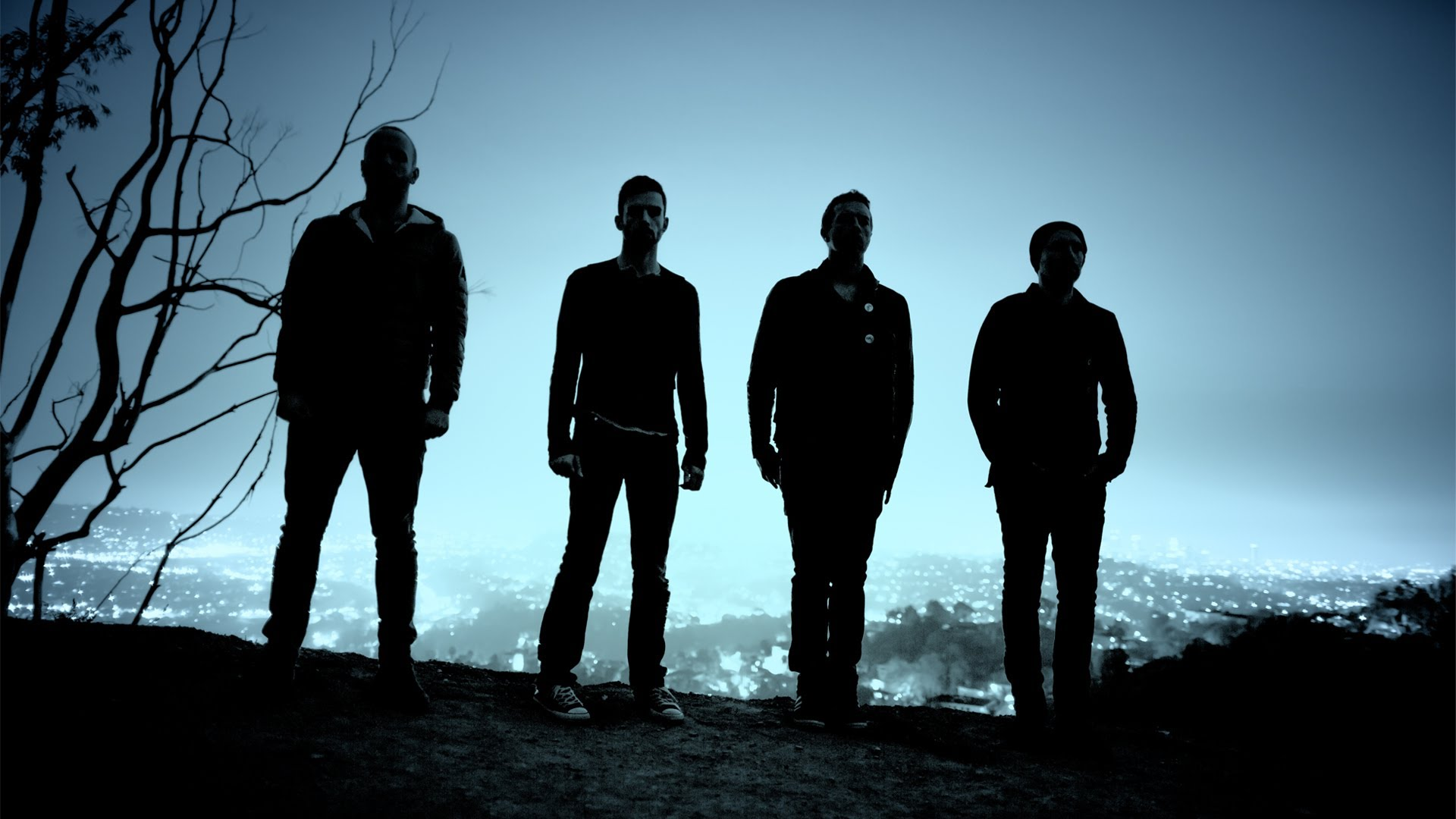 Coldplay Group Shot 5
