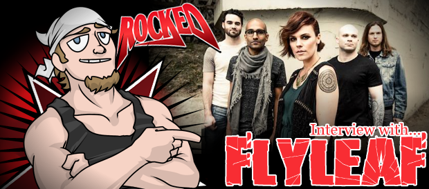 Flyleaf Interview Thumbnail
