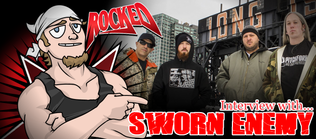 Interview with Sworn Enemy Thumbnail