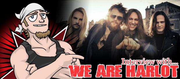 We Are Harlot Interview Thumbnail