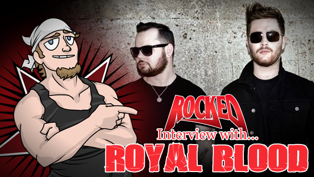 Royal Blood Interview Thumbnail