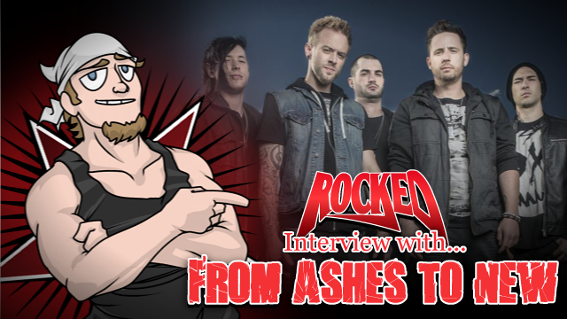 From Ashes To New Interview