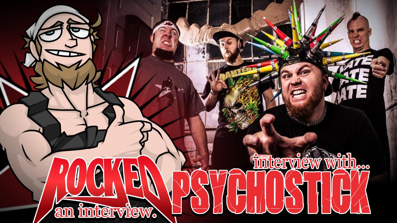 Psychostick Interview