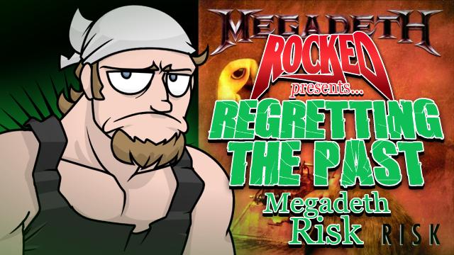 RTP Megadeth Risk Thumbnail