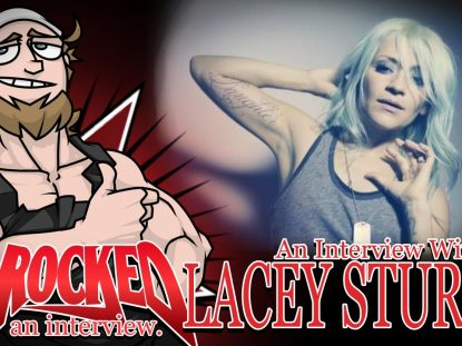 Lacey Sturm Interview