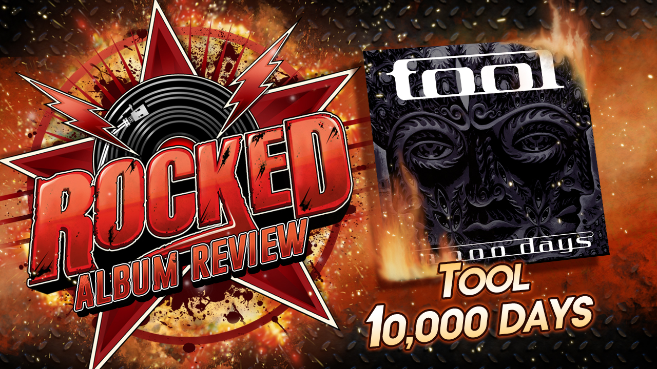 Rocked Album Review Tool 10000 Days