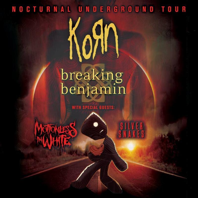 Korn tour