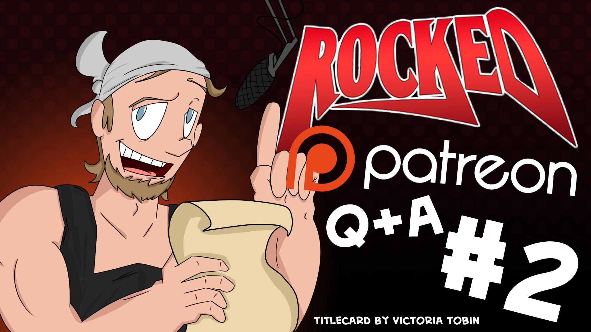 Patreon Q&A Thumbnail #2