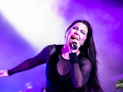 Rocked Evanescence