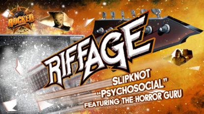 Riffage Slipknot Psychosocial Thumbnail