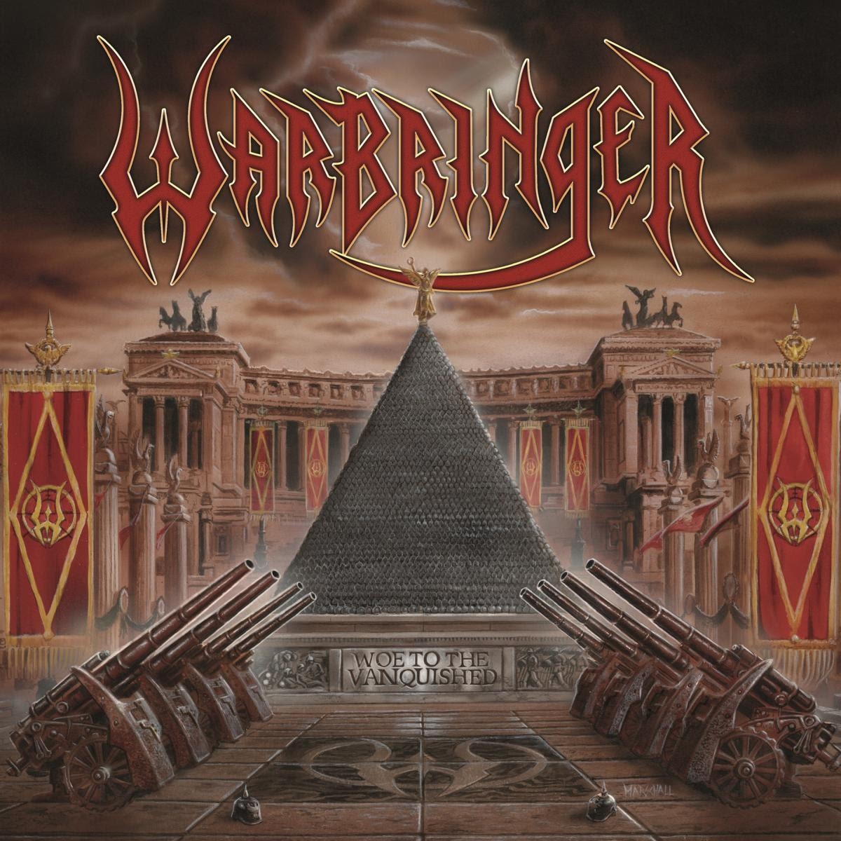 Warbringer album cover