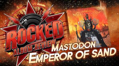 Mastodon Emperor of Sand Thumbnail