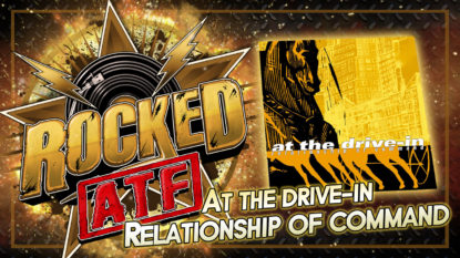 ATF At The Drive-In Relationship Of Command Thumbnail