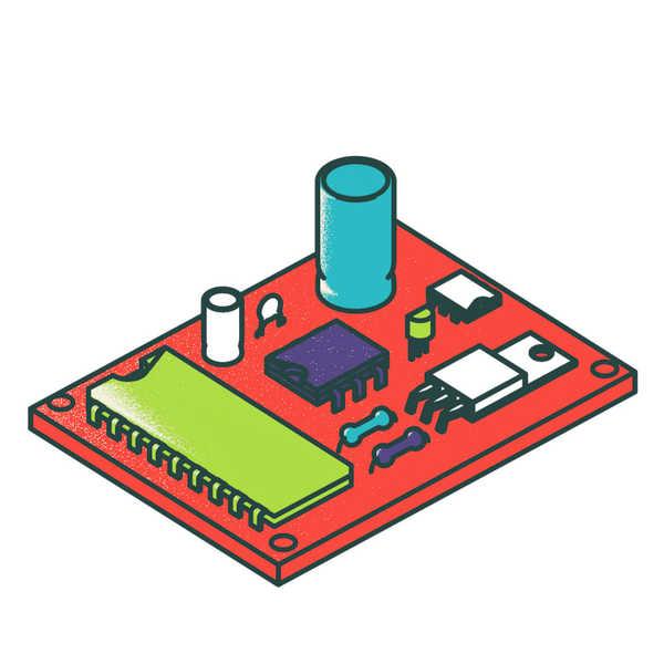 Circuit color a