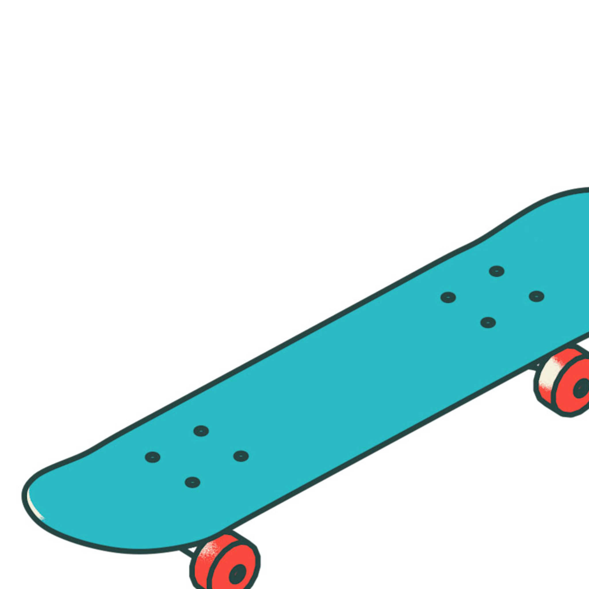 Skateboards: With Custom Graphics and Sticker Decals