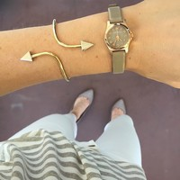 User Generated Content for Vanessa Mooney The Starlight Cuff in Gold