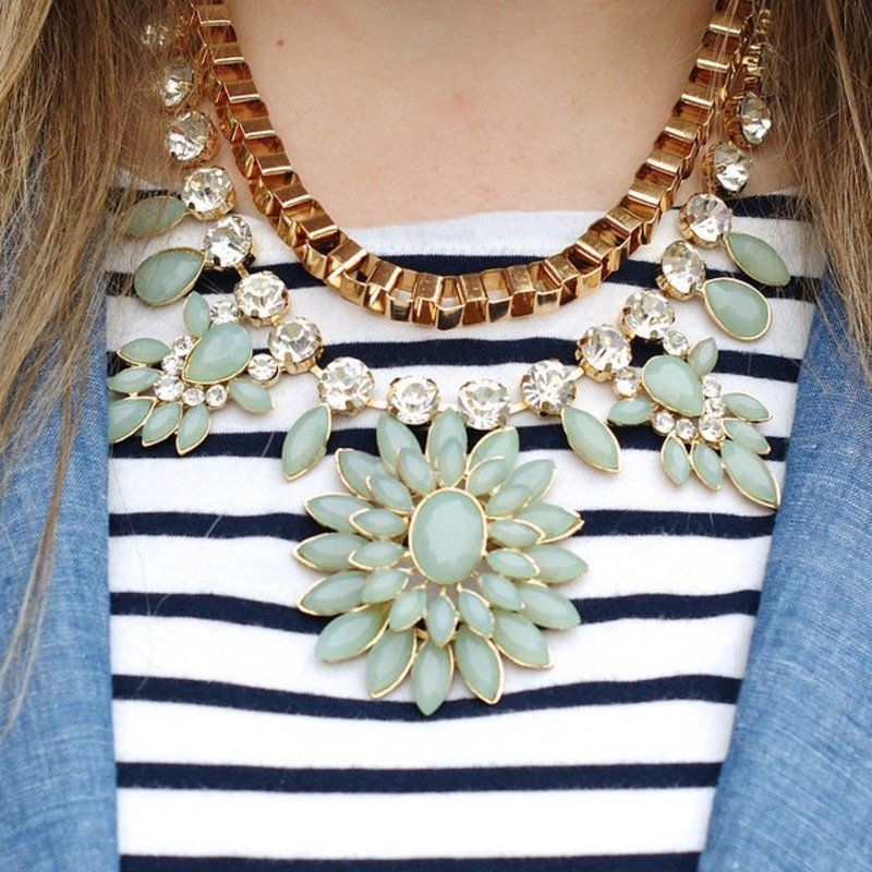 User Generated Content for Juliet + Co Brilliance Necklace