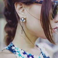User Generated Content for Perry Street Lily Earrings