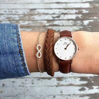 User Generated Content for Sophie Harper Pavé Infinity Bracelet