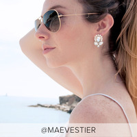 User Generated Content for Perry Street Aria Earrings
