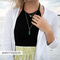 User Generated Content for Elise M Hailey Necklace
