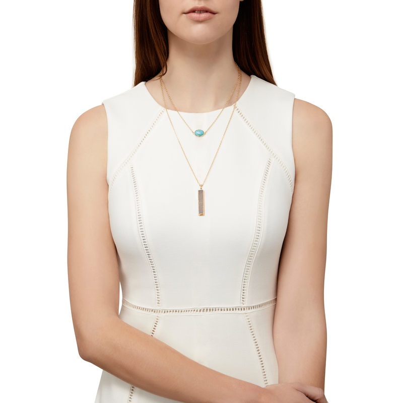 Model Content for Elise M Odette Necklace