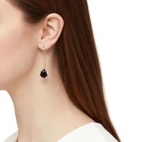 Model Content for Kendra Scott Dee Earrings in Black