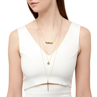 Model Content for SLATE Lizzie Necklace
