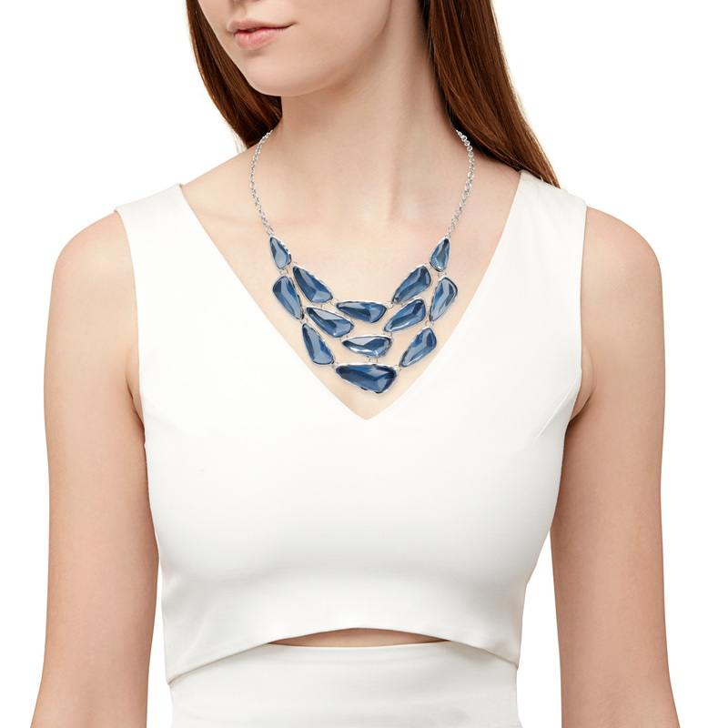 Model Content for Perry Street Adaline Necklace