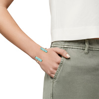 Model Content for SLATE Rhiannon Cuff in Turquoise
