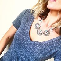 User Generated Content for SLATE Lenox Necklace